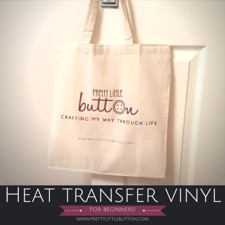 Heat Transfer Vinyl for beginners