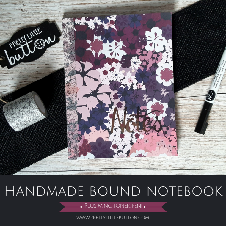 How to make you own bound notebook!