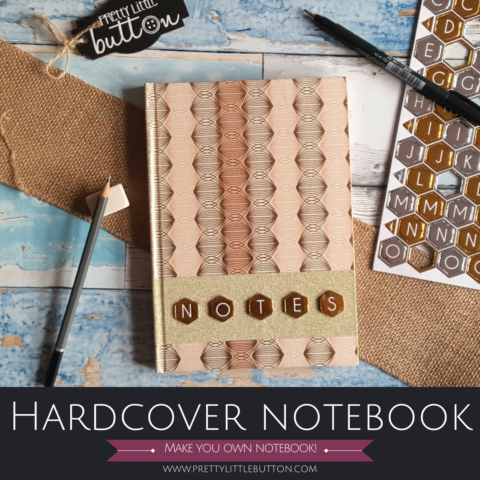 Handmade Hardcover Notebook