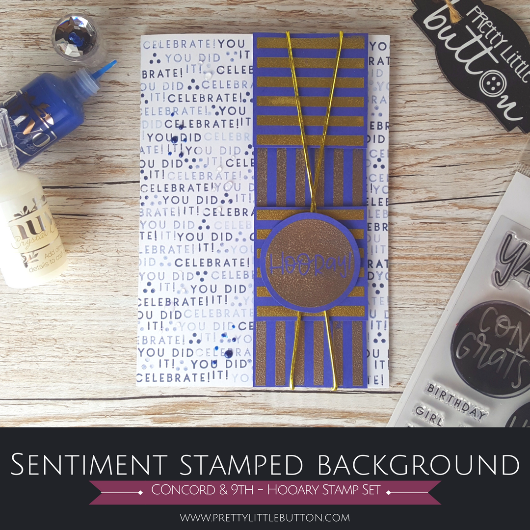 Sentiment Stamped background