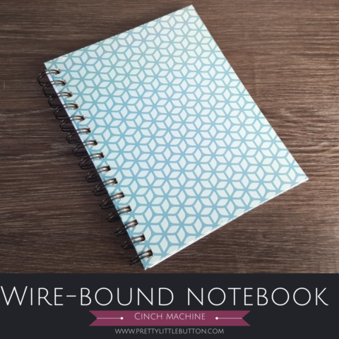 Wire-bound Notebook