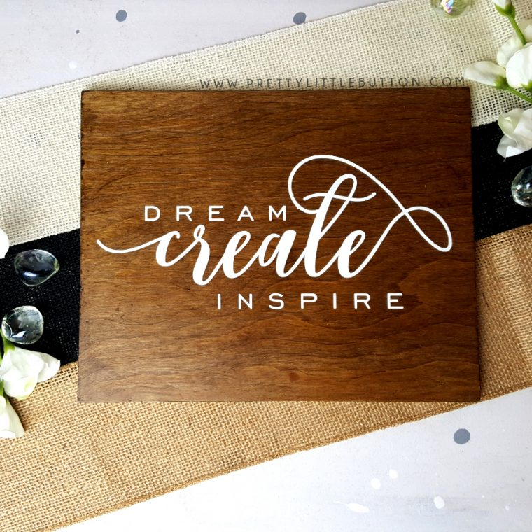 Custom Painted Wood Sign with your Silhouette