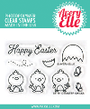 Avery Elle - Easter Chick Stamp set