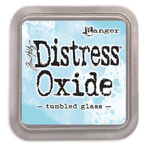 Tumbled Glass Distress Oxide - Ranger Ink