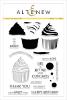 Layered Cupcake - Altenew