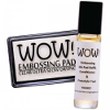 WOW! Clear ultra slow drying embossing ink pad & refill