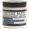 Texture Paste - Transparent Matte - Ranger Ink